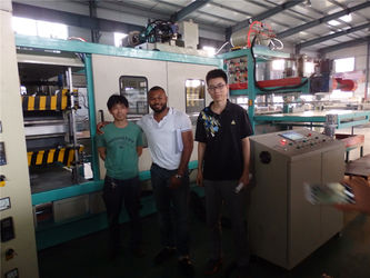 Longkou City Hongrun Packing Machinery Co., Ltd.