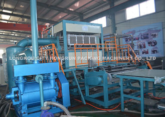 Paper Egg Tray Making Machine , Pulp Molding Machine