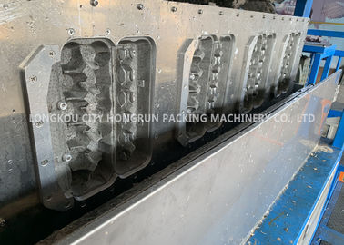 30 ,18 ,12 , 6 Egg Tray Production Line / Paper Pulp Molding Machinery