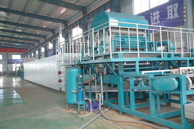Fully automatic Paper Pulp Fruit Tray Production Line Paper Pulp Molding Machine