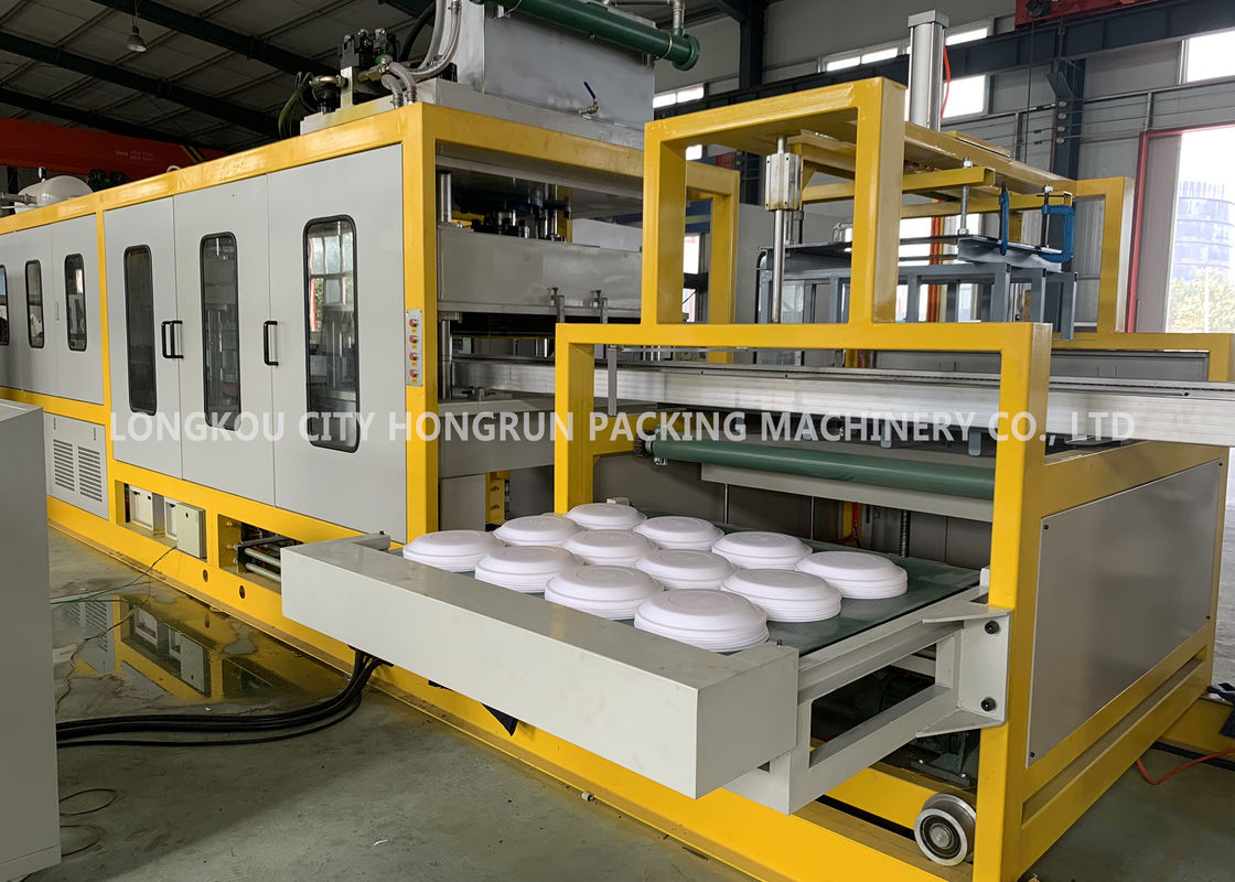 PS Disposable Foam Food Container Machine / Foam Sheet Machine