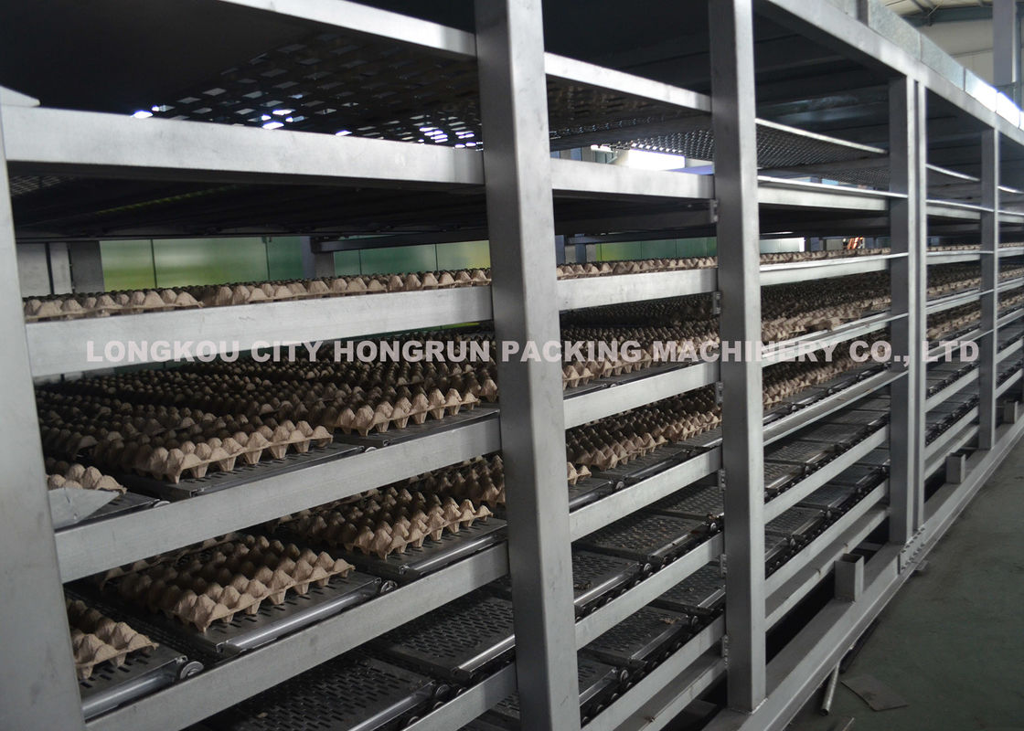 3000pcs/Hr Automatic Rotary Recycled Paper Egg Tray Making Machine